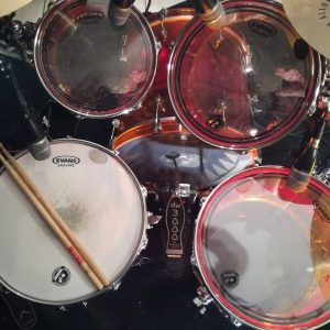 Signed Items – Sina-Drums!